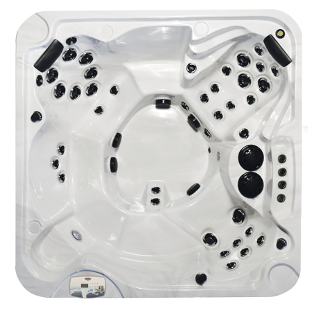 Arctic Spas Yukon Legend Hot Tub
