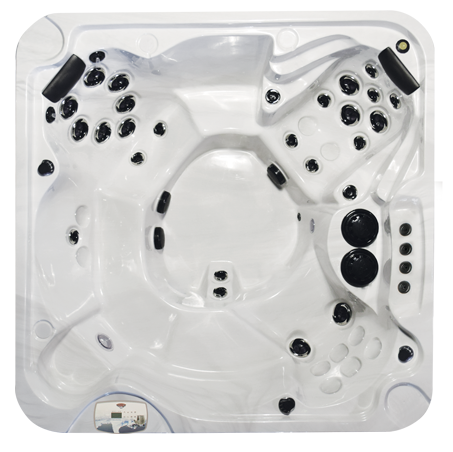 Arctic Spas Yukon Signature Hot Tub